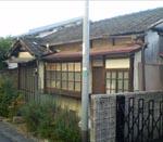 家屋、木造住宅解体